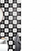 10x10cm 手工磚 單花 西班牙 另有黑白灰素磚可搭